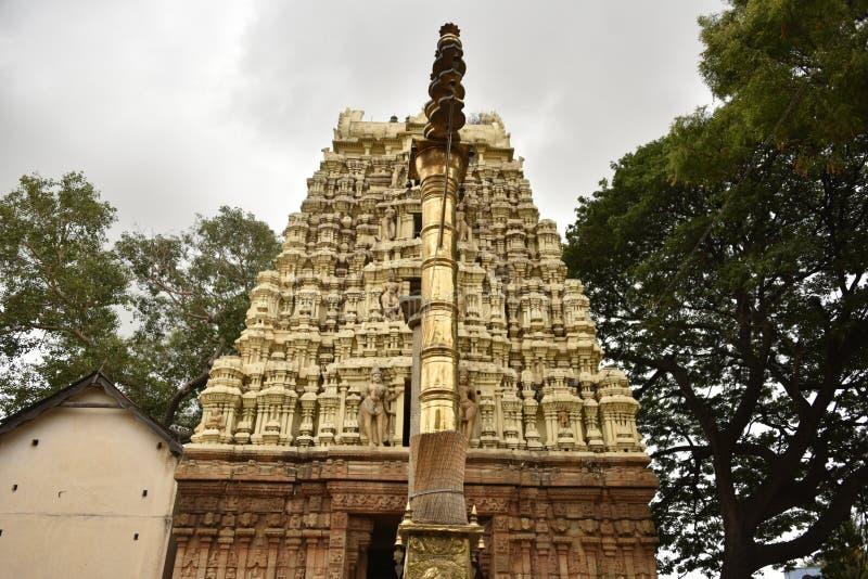 Someshwara-Tempel, Kolar, Karnataka, Indien stockfoto