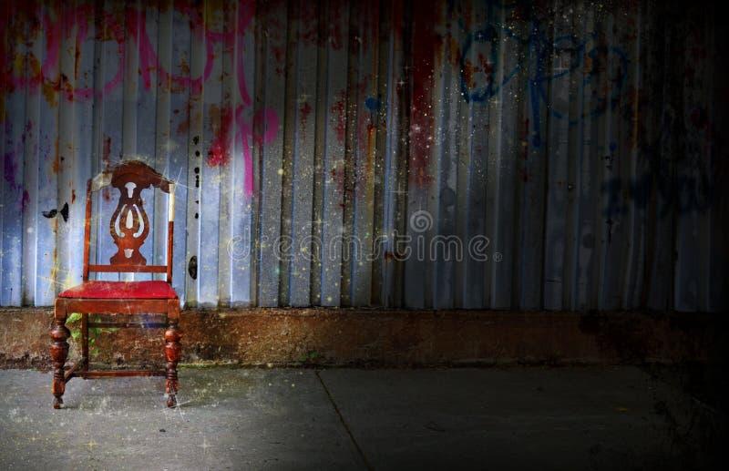Sometime att vara ensamt är magical arkivfoto