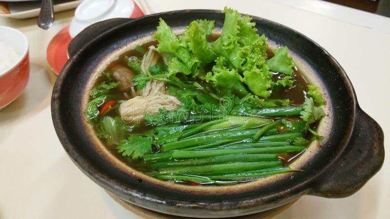 Somma fioca, alimento cinese immagini stock