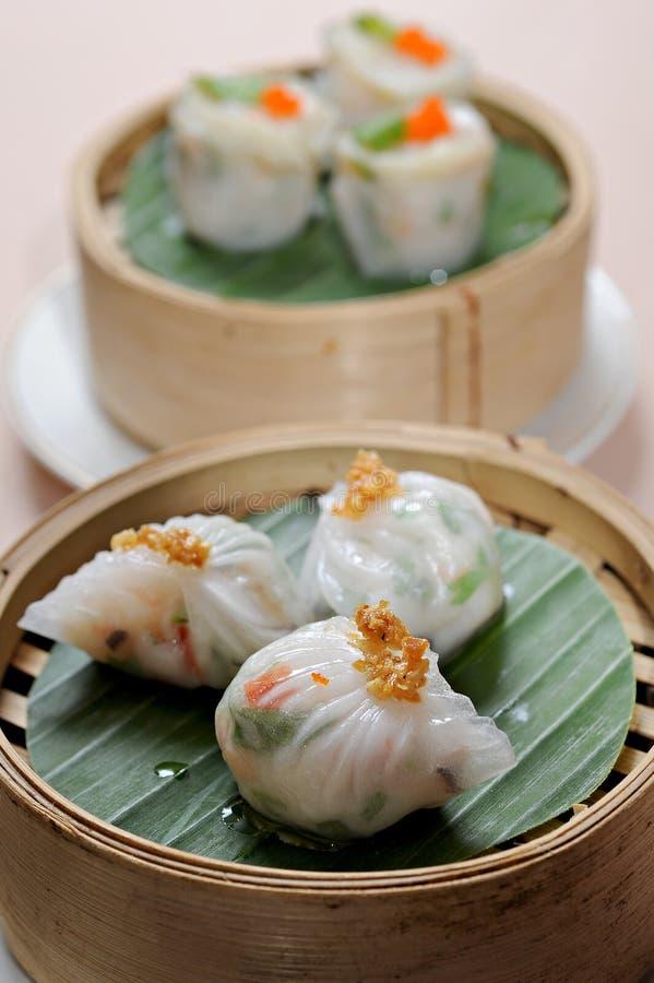 Somma fioca, cucina cinese immagini stock
