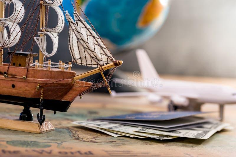 Sommar för tur - nivå eller fartyg fotografering för bildbyråer