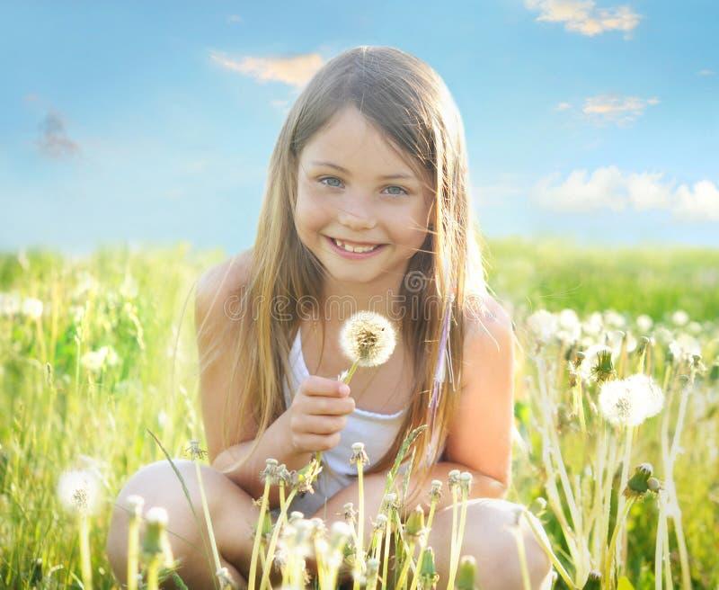 Sommarglädje fotografering för bildbyråer