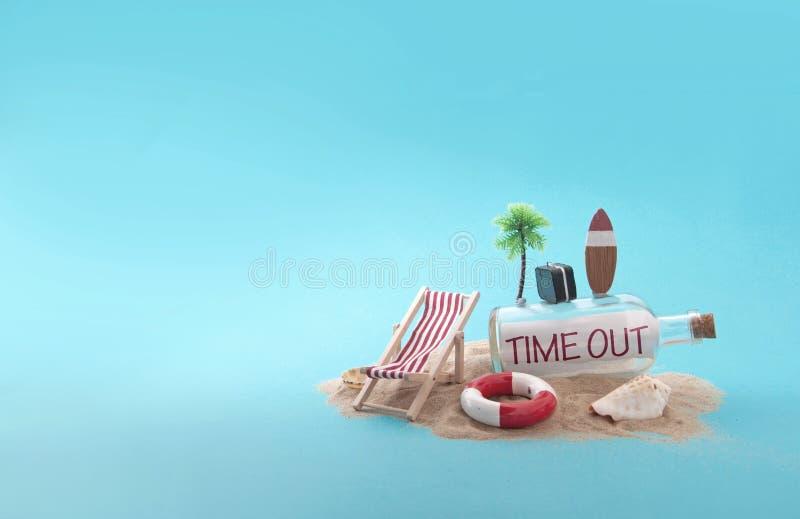 Sommarsemestertid ut arkivfoton