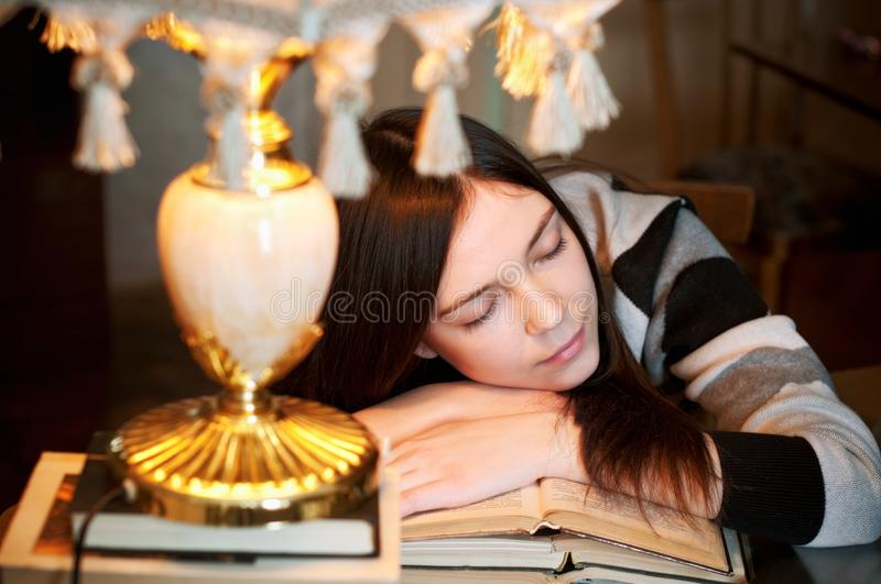 Sommeil image stock