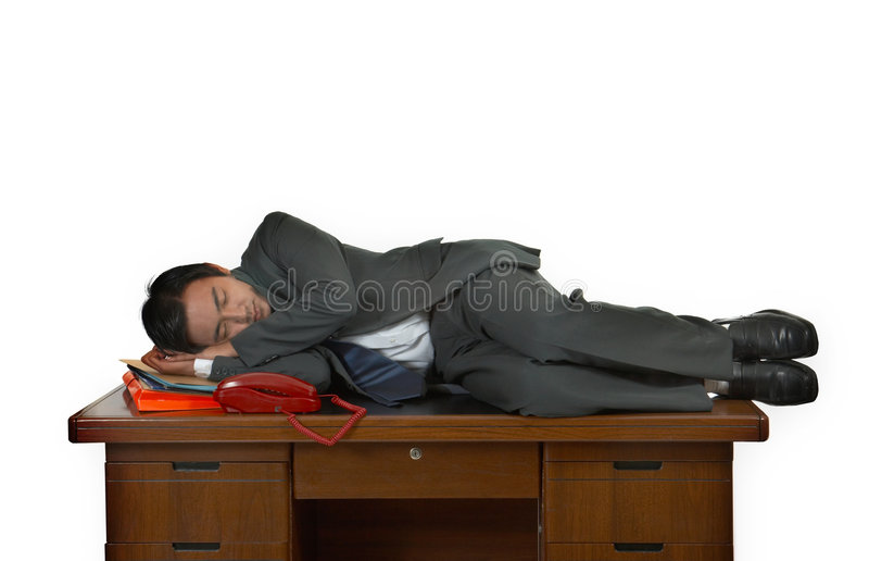 Sommeil photographie stock