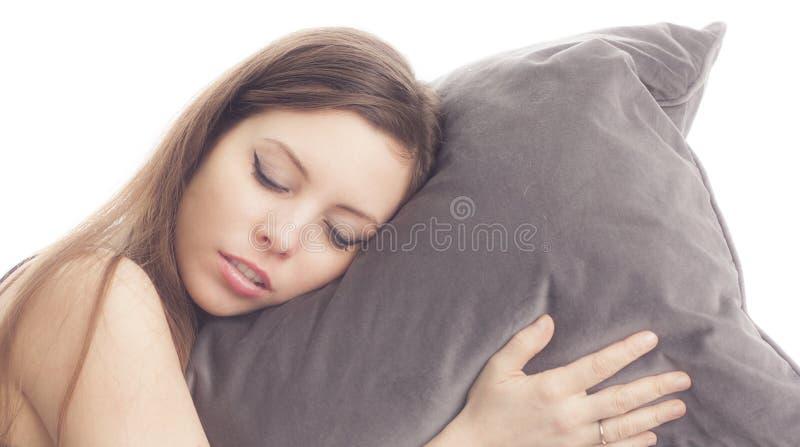 sommeil photo stock