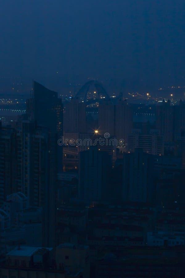 Sommeils de Changhaï photos libres de droits