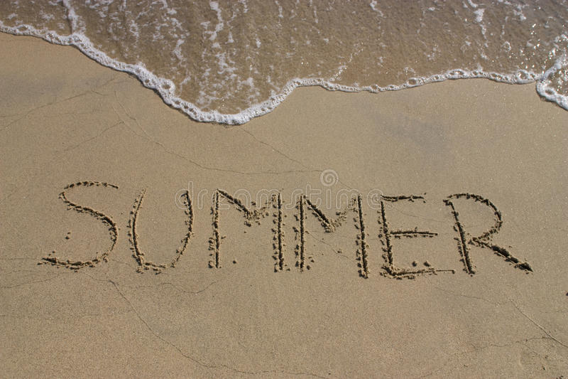 Sommer lizenzfreie stockfotos