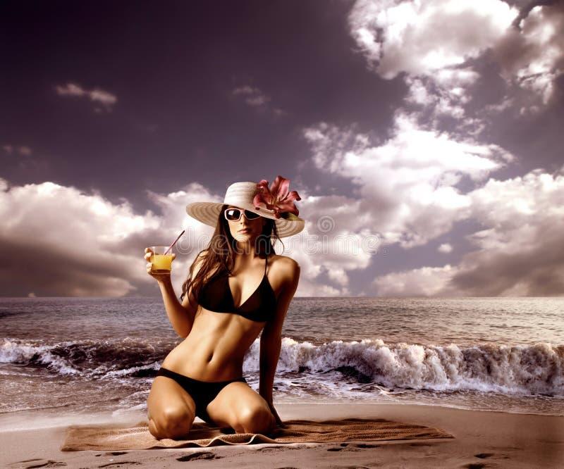 Sommer lizenzfreies stockfoto