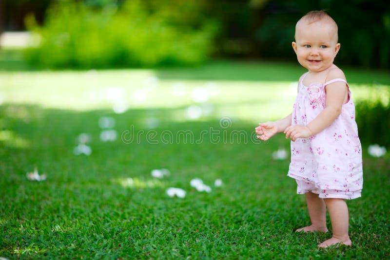 Sommer-Baby lizenzfreie stockfotografie