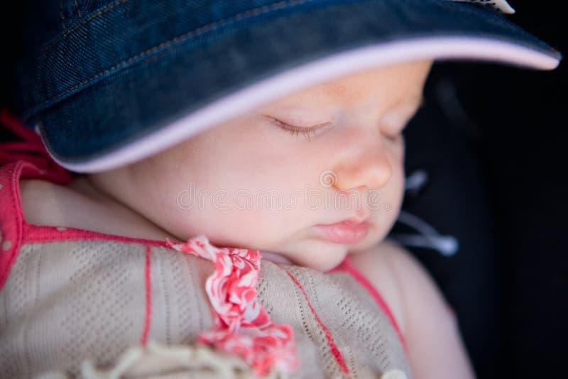 Sommer-Baby stockfotos