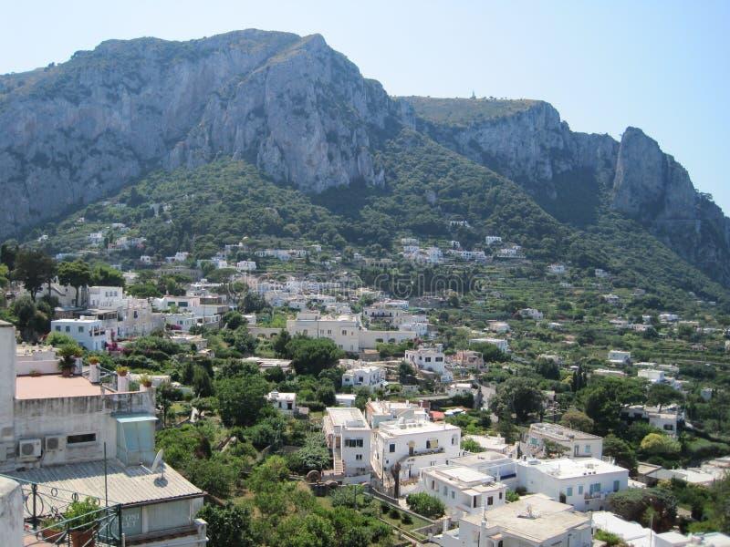 Sommer in Capri 1 lizenzfreies stockbild
