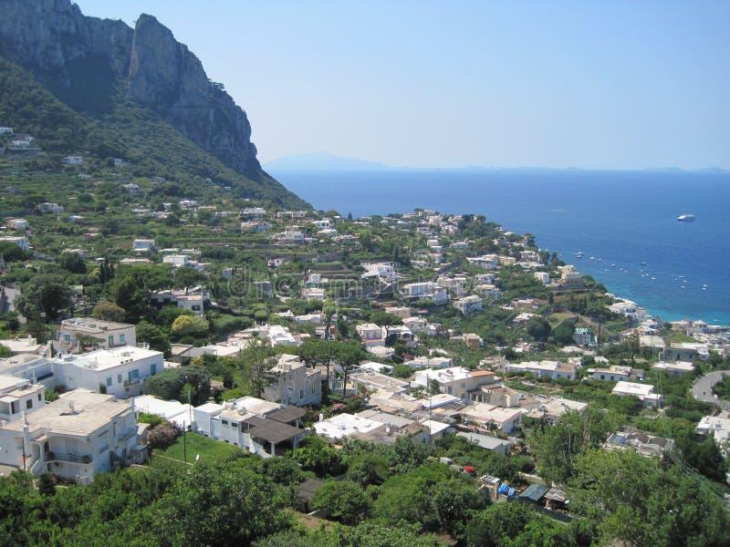 Sommer in Capri 5 stockbilder