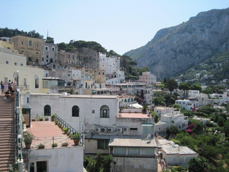 Sommer in Capri 7 lizenzfreies stockfoto