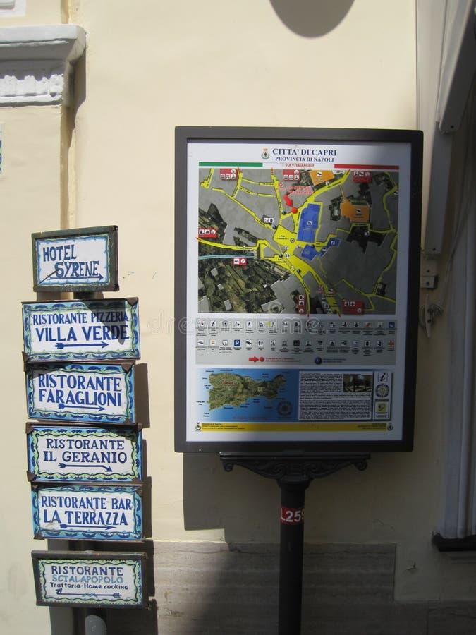 Sommer in Capri 10 lizenzfreies stockfoto