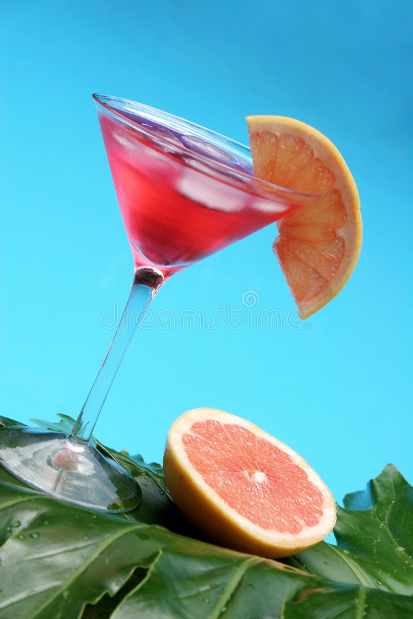 Sommer-Cocktail stockfotografie