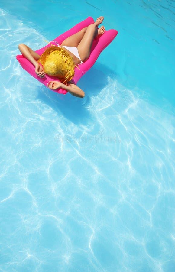 Sommer entspannen sich stockbilder