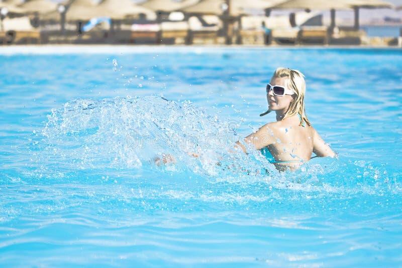 Sommer entspannen sich lizenzfreie stockfotos