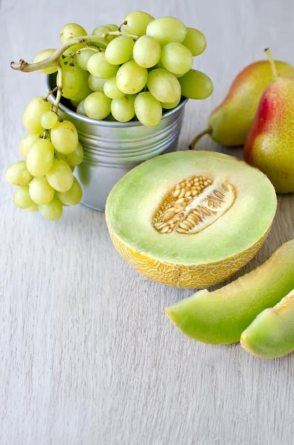 Sommer-Früchte stockfotos