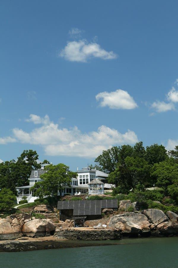 Sommer-Haus von U S Präsident William Taft stockbilder