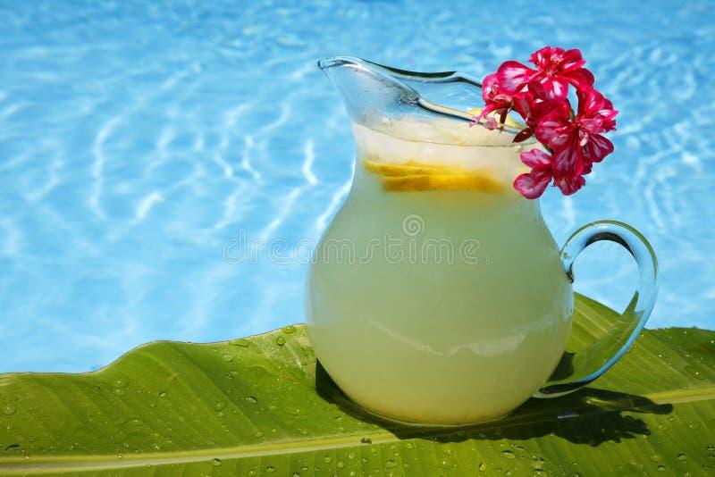 Sommer-Limonade stockfotografie