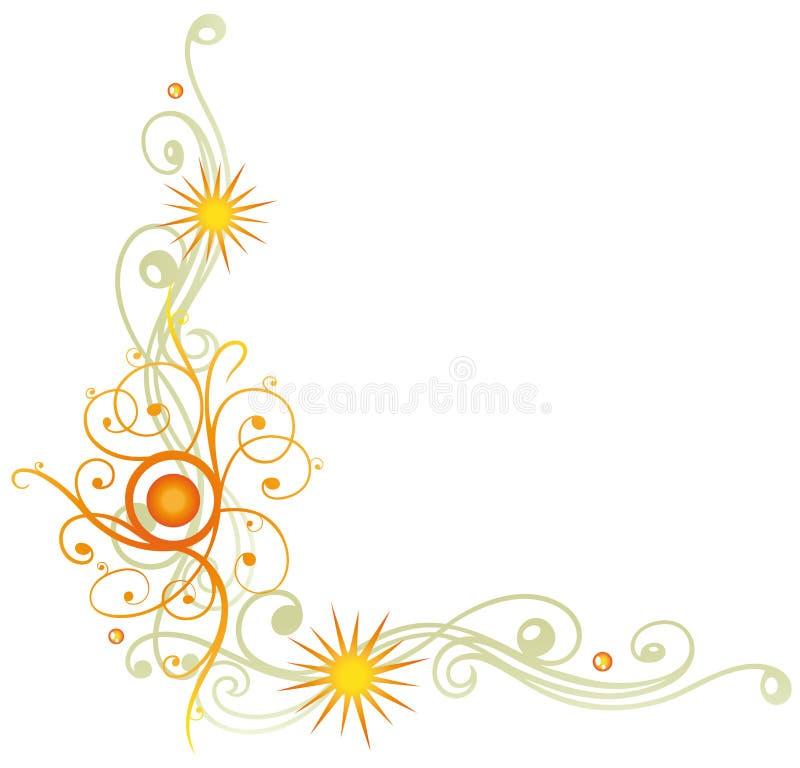 Sommer, Sonne vektor abbildung