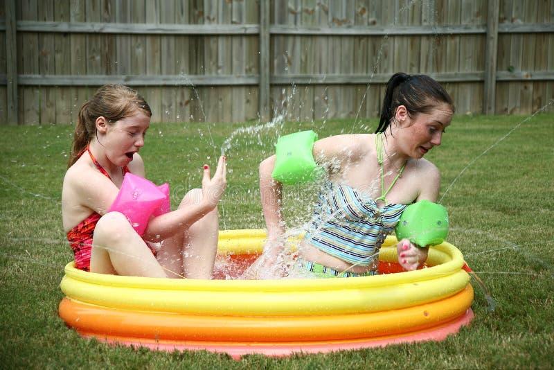 Sommer-Spaß lizenzfreie stockfotos