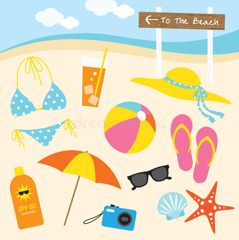 Sommer am Strand