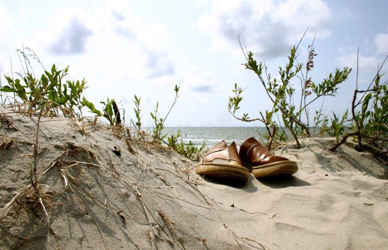 Sommer. Strand. Ferien stockfotos