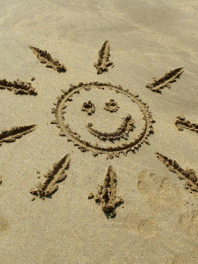 Sommer Sun stockbilder