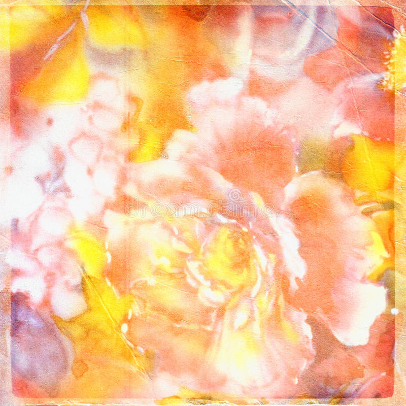 Sommerblumen vektor abbildung