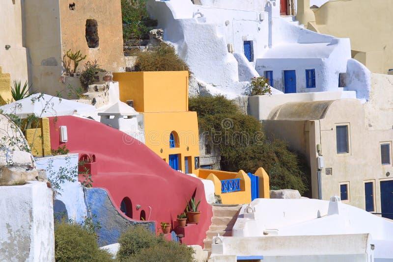 Sommerferien in Griechenland lizenzfreies stockbild