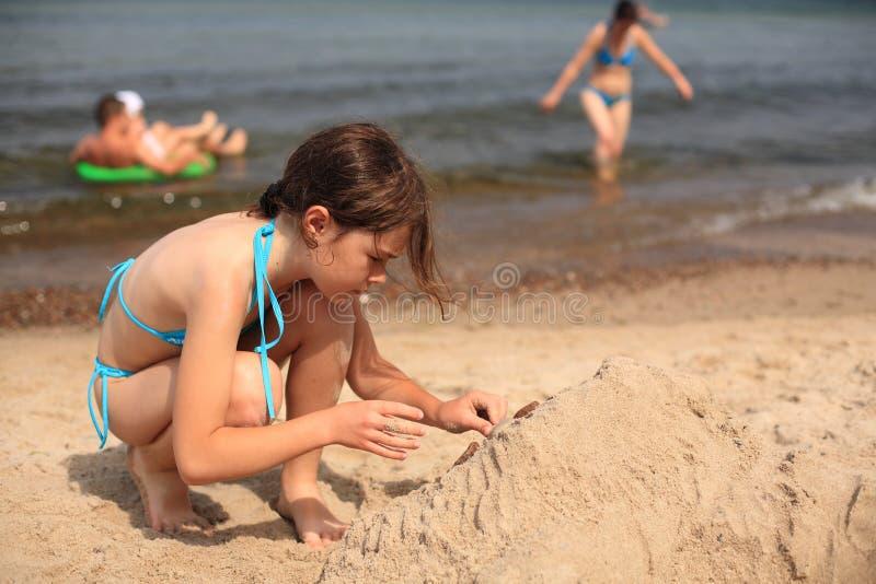 Sommerfreude lizenzfreies stockbild