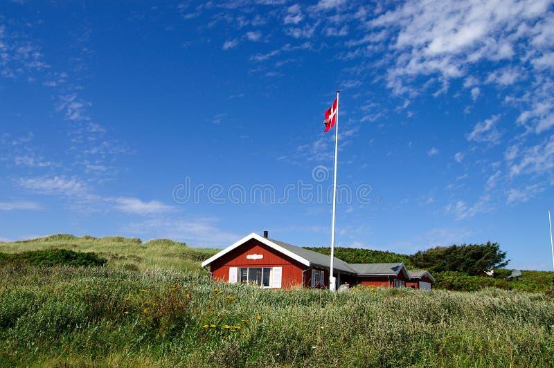 Sommerhus photos libres de droits