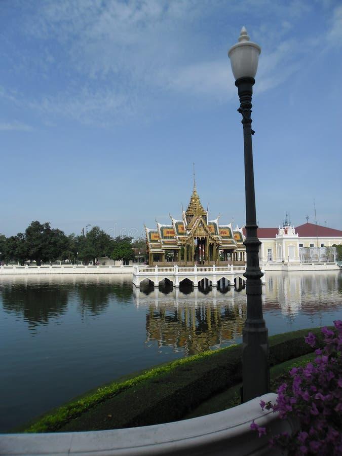 Sommerpalast泰国 免版税库存图片