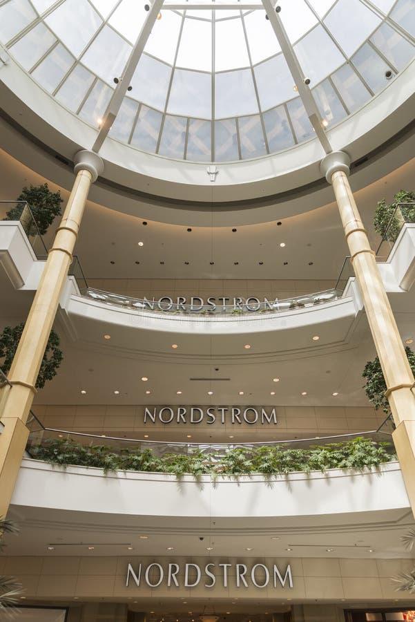 Sommerset-Mall stockfoto