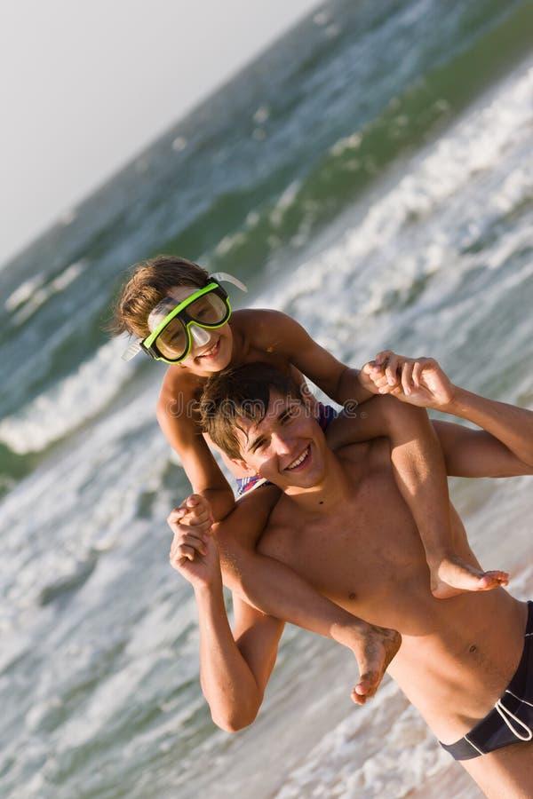Sommerspaß stockbilder