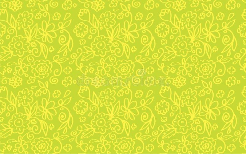 Sommerspaßblume lizenzfreie abbildung