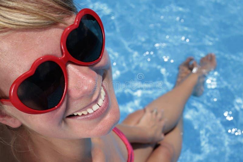 Sommerzeit-Spaß stockfoto