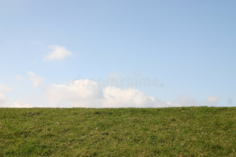 Download Sommet photo stock. Image du prairie, herbe, fond, ahead - 734808