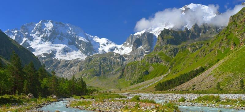 Sommità di Caucaso immagine stock libera da diritti