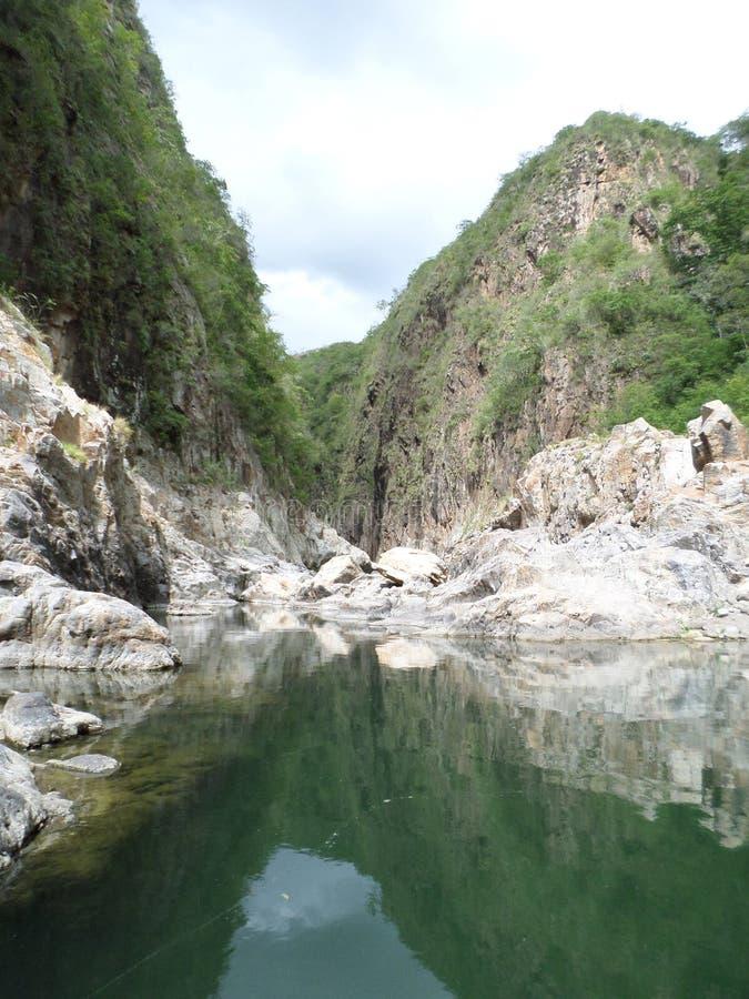 Somoto Canon in Nicaragua royalty-vrije stock afbeeldingen