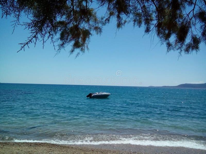 Somwhere in Grecia immagini stock