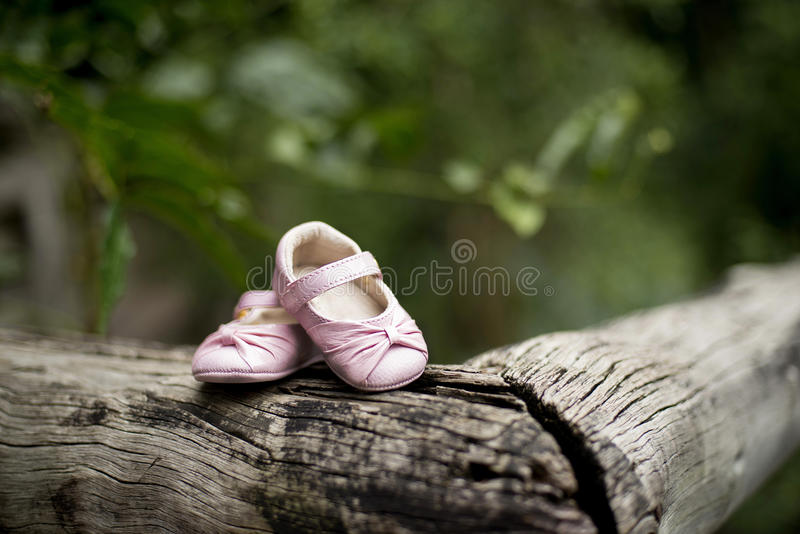 Son une fille ! images stock