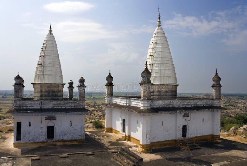 Sonagiri - Bundelkhand - Madhya Pradesh - l'India fotografia stock libera da diritti
