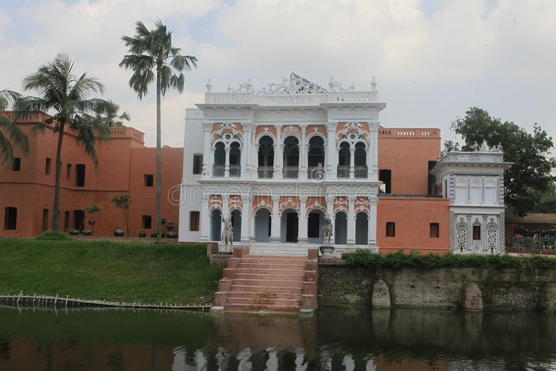 Sonargaon, Narayanganj in Bangladesh stock foto