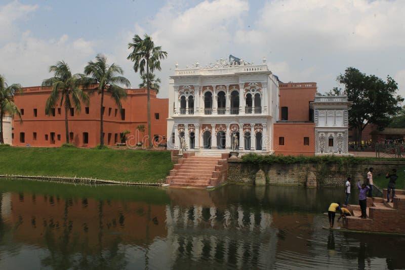 Sonargaon, Narayanganj nel Bangladesh immagine stock