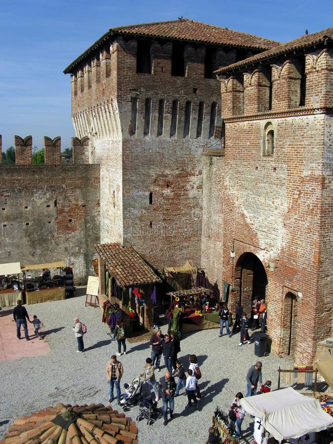 Soncino stock images