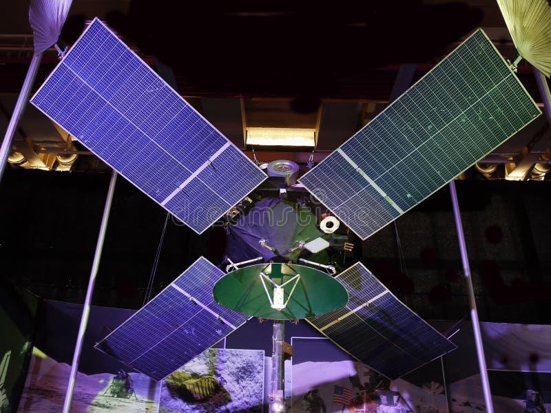 Sonda del marinaio IV, esplorazione spaziale, astronautica fotografia stock libera da diritti