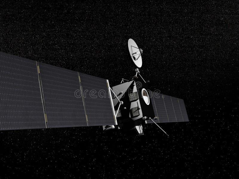 Sonde de Rosetta - 3D rendent illustration stock